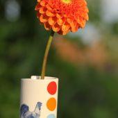 Dahlia i frk. Toft vase
