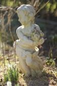 Lille statue/figur