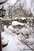 Sne terrasse