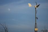 12v mini vindmølle